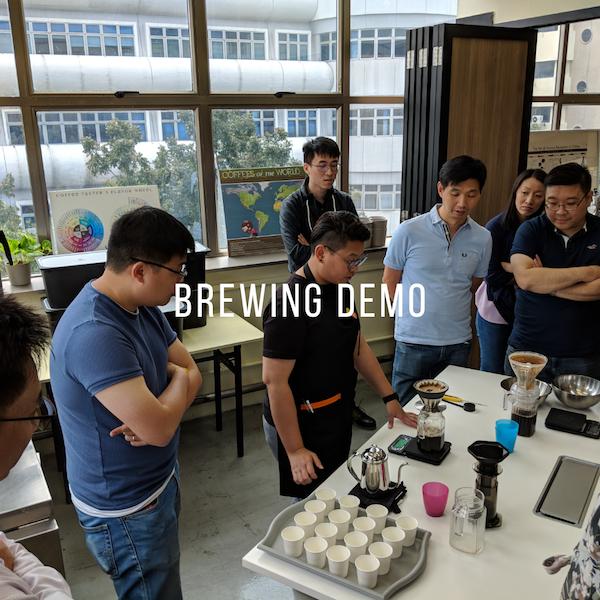 brew demo