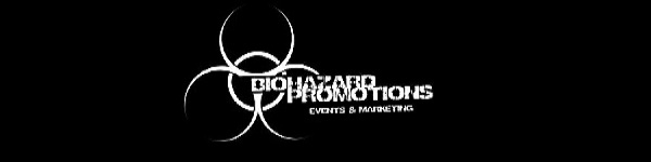 Biohazard Promos Website