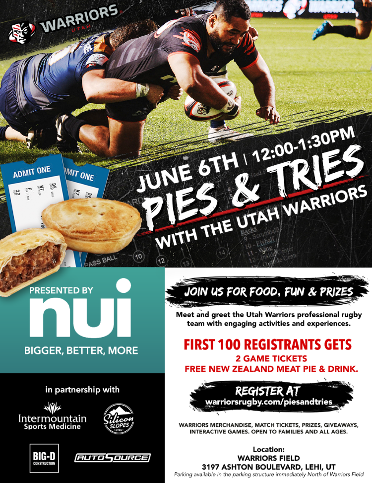 Details for Pies and Tries