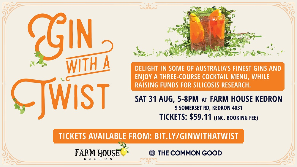 Gin with a Twist details
