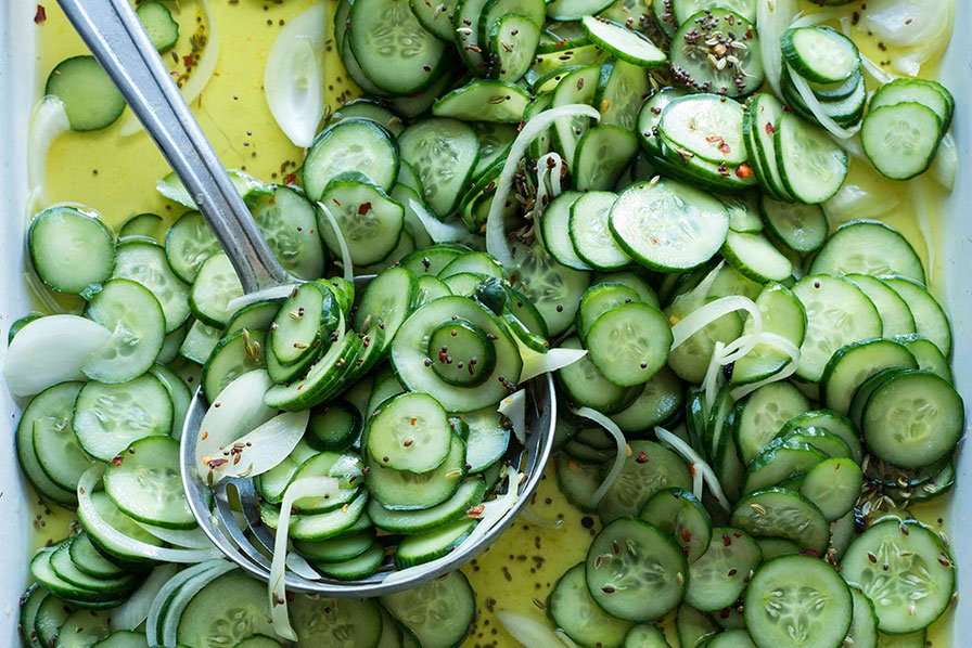 Cornersmith Bread and Butter Pickles