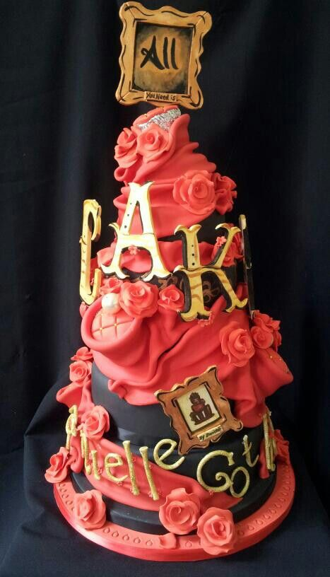 Danielle Gotheridge Cake