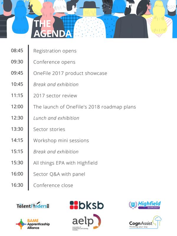 OneCon Agenda