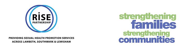 RiSE logo and SFSC logo