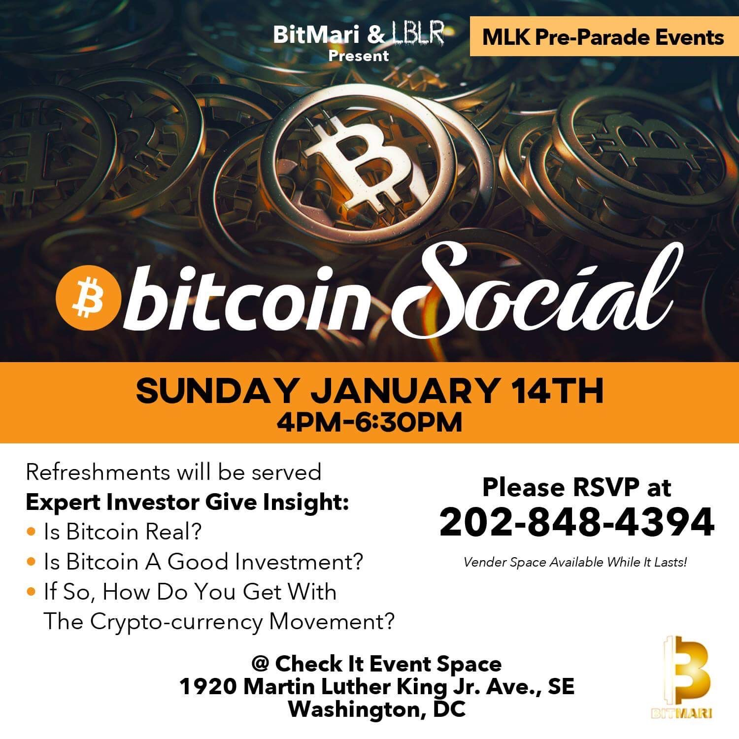 Become  A Real Bitcoin Investor