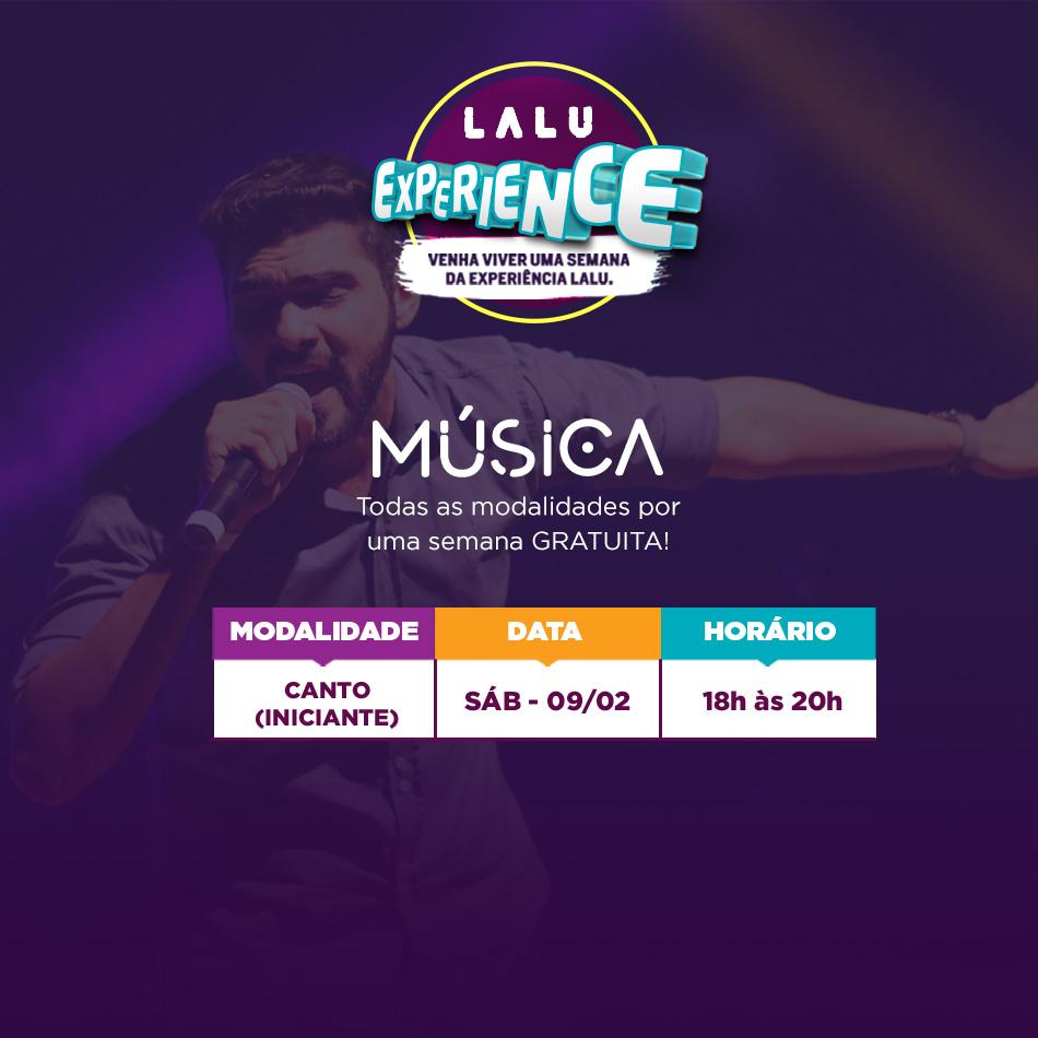 Lalu Experience - Música