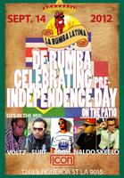 DE RUMBA CELEBRATING MEXICAN & CENTRAL AMERICAN...