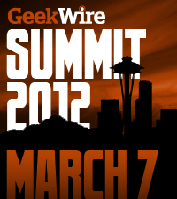 GeekWire Summit 2012 Logo