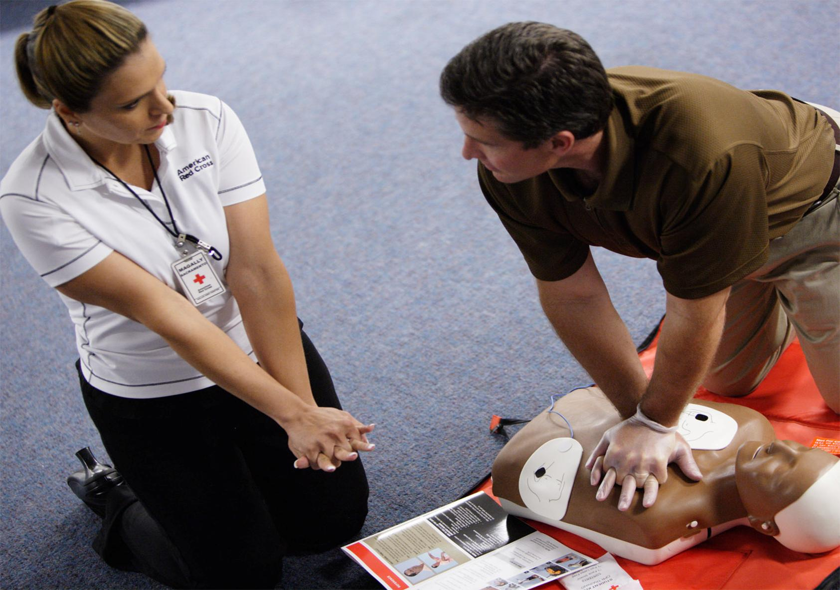 First Response Training offers inhouse and public training courses in the fields of first aid health and safety fire safety social care and more