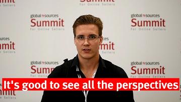 Henrik Fjerdingen, Global Sources Summit
