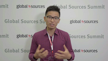 James Gao, Global Sources Summit attendee