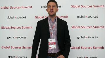 Peter Kinesen, Global Sources Summit attendee