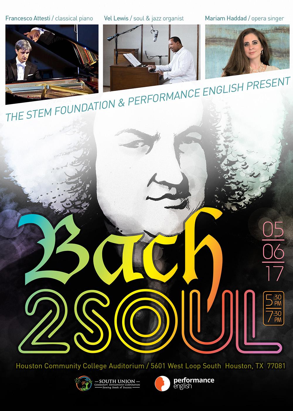 Bach2Soul Concert