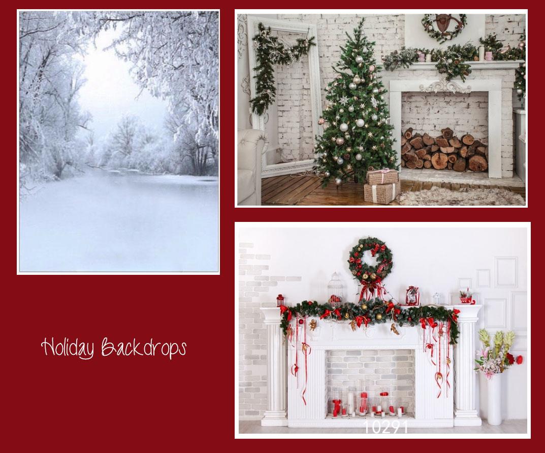 Holiday Backdrops