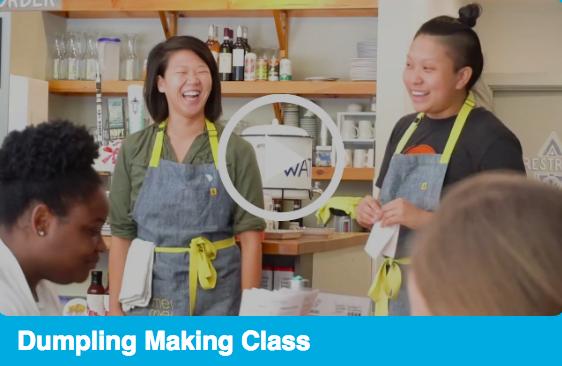 Mei Mei Dumpling Making Class