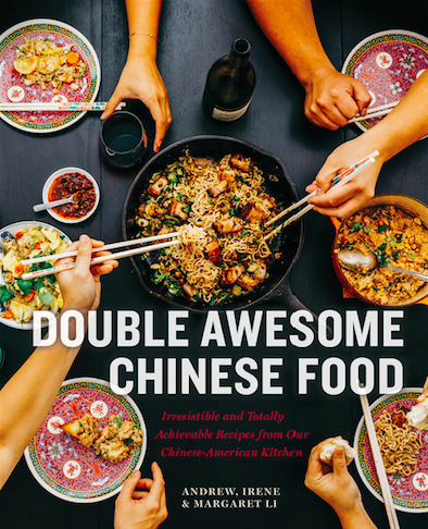 Double Awesome Chinese Food cook book