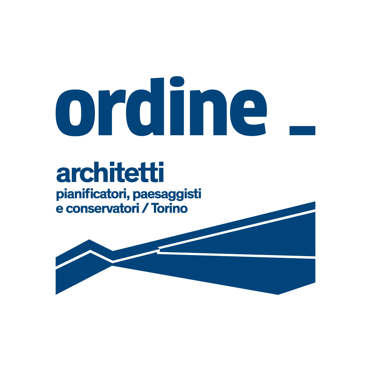 Logo Ordine degli Architetti