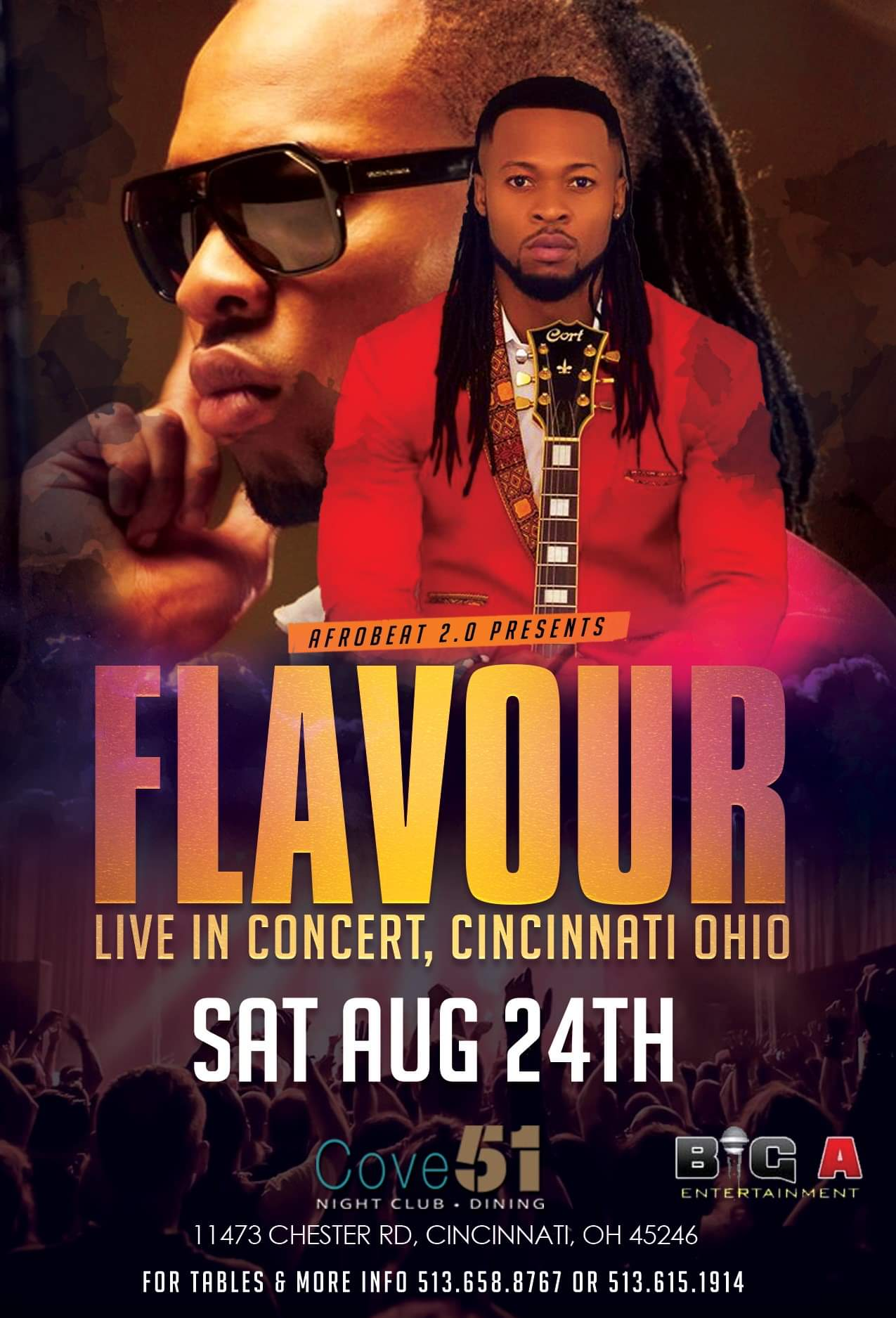 Flavour in Concert