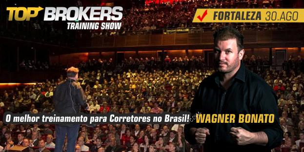 Top Brokers Training Show em Fortaleza