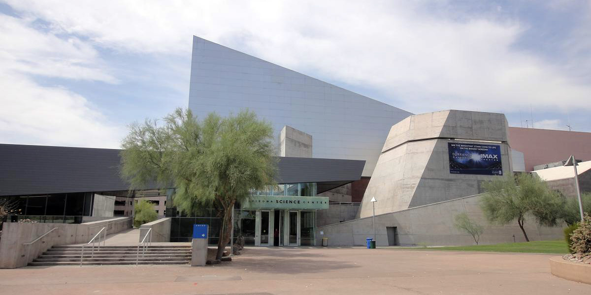 Arizona Science Center Outside