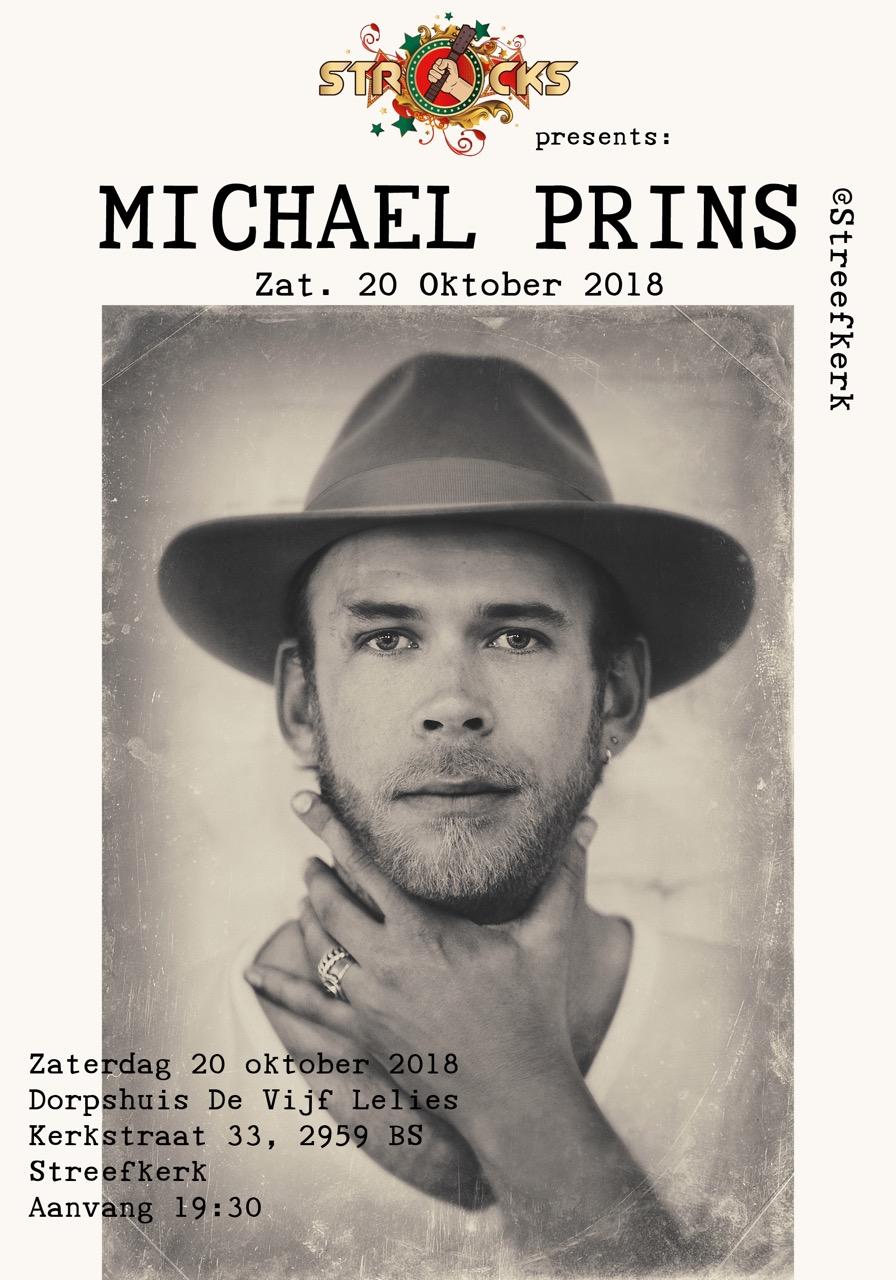 Michael Prins @Streefkerk