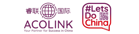 ACOLINK & LetsDoChina.org logotypes
