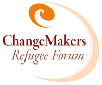 ChangeMakers Refugee Forum logo