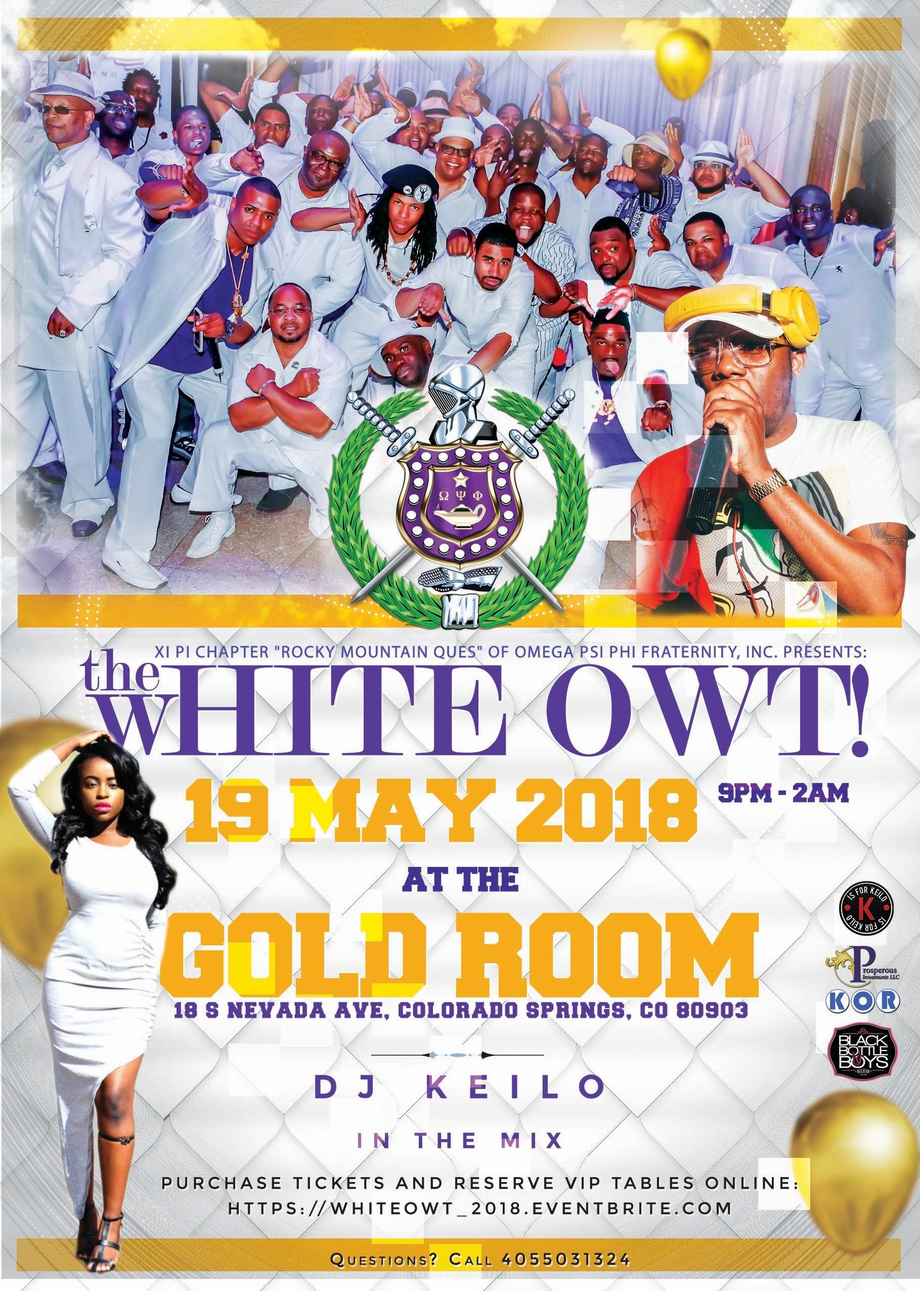White Owt 2018