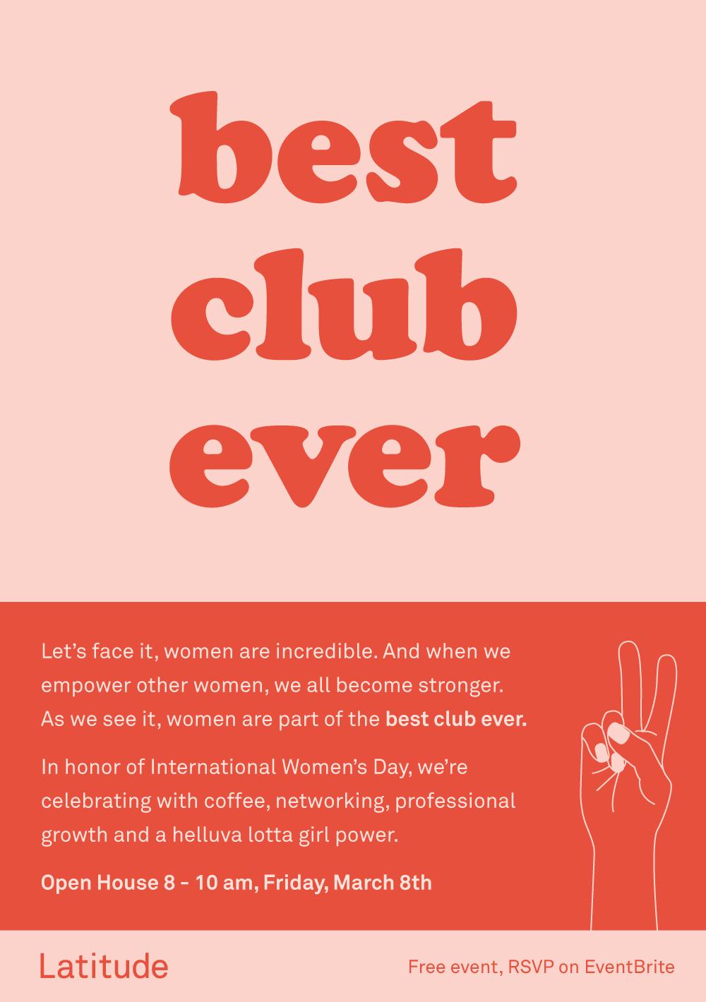 Best Club Ever Invite
