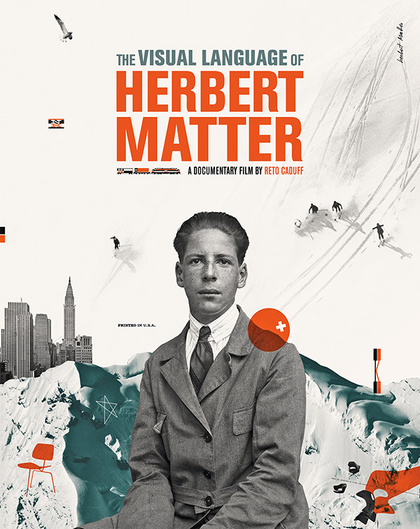 Design Assembly proudly presents an exclusive screening of The Visual Language of Herbert Matter