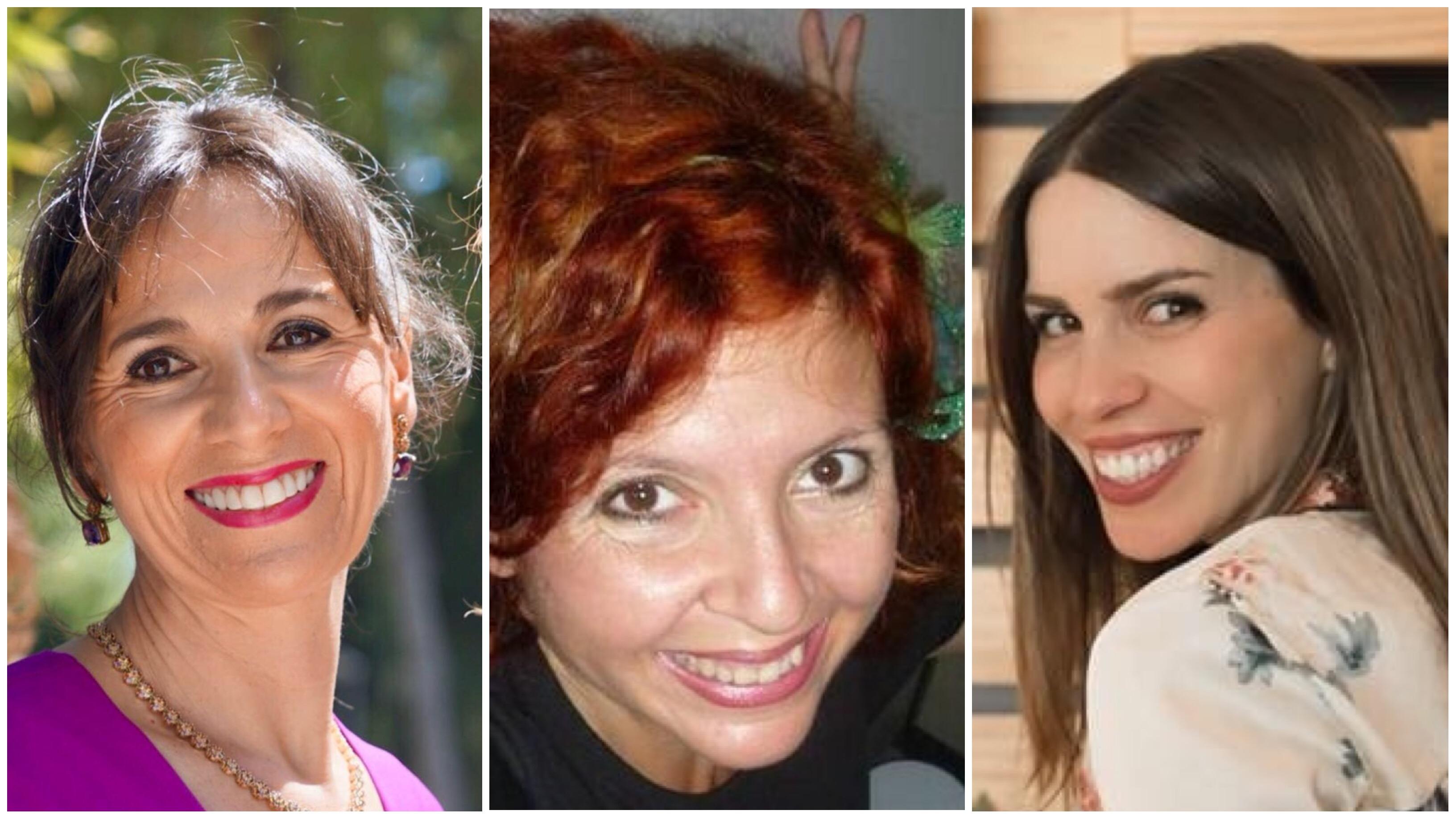 Ana de Bedoya, Mª José Fernández y Ana Robles - Ideas en Femenino