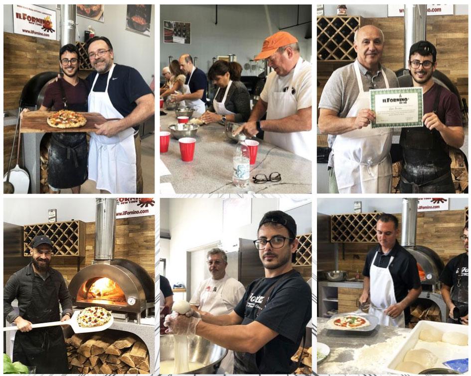 Pizza Making Classes September