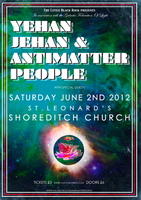LBR presents YJ&AP at St. Leonard's Shoreditch Church