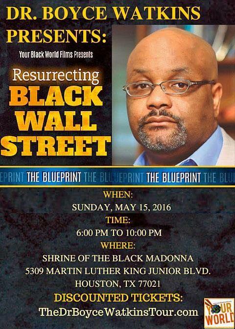 Black Wall Street DVD Cover
