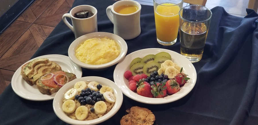 Atiya Ola's Breakfast