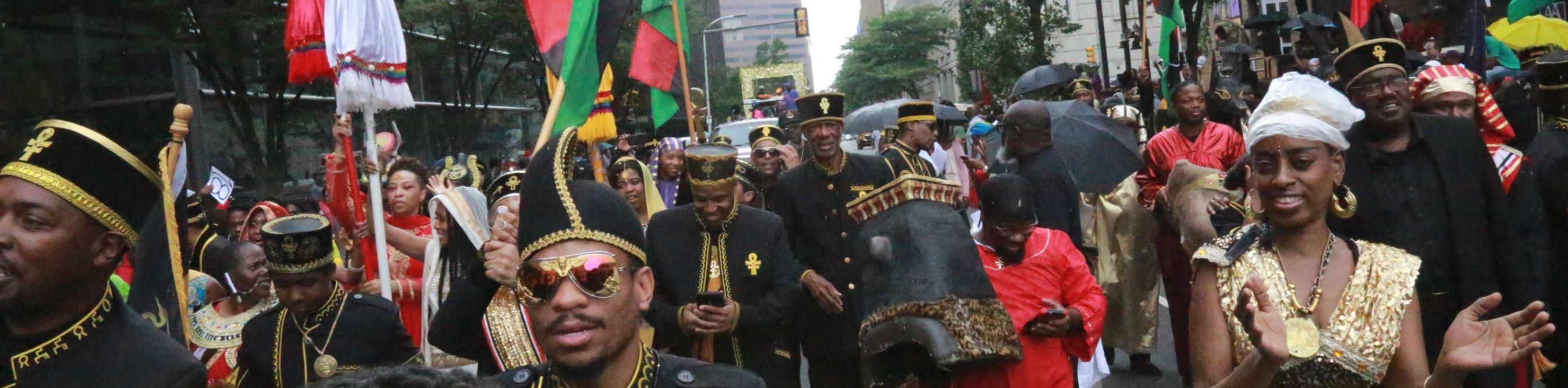 2017 Juneteenth Parade