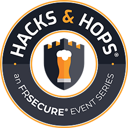 Hacks & Hops Logo