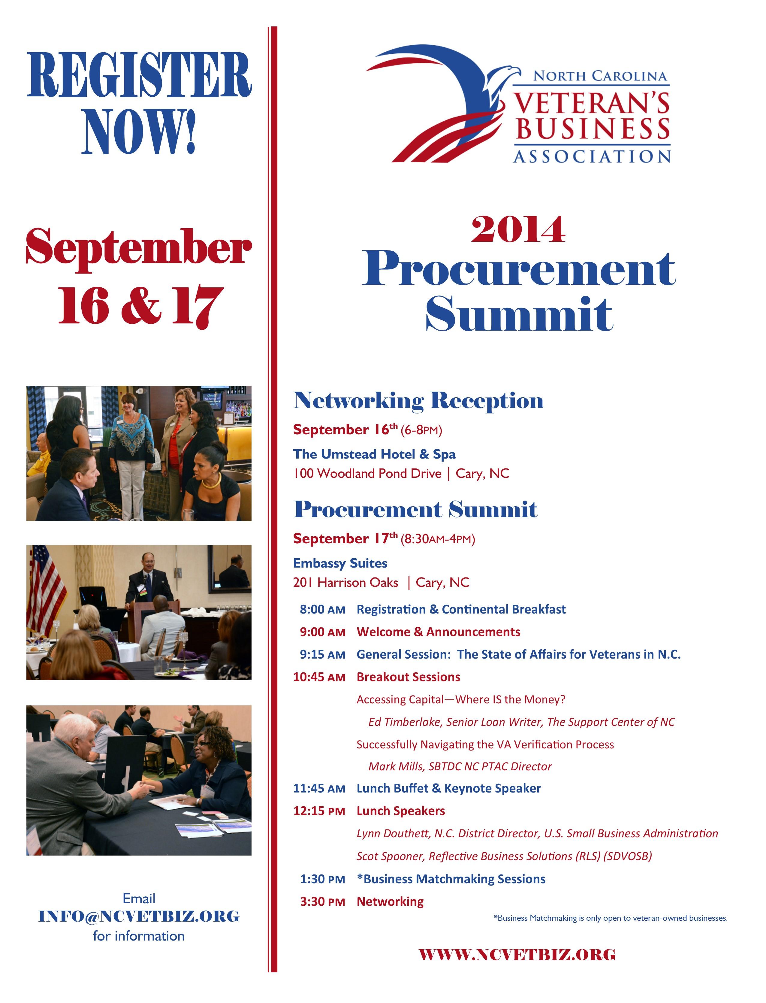 2014 Procurement Summit