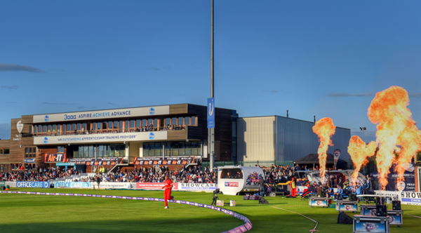 The 3aaa County Ground