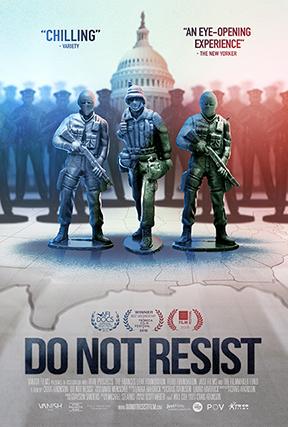 Do Not Resist Film