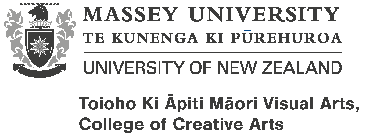 Massey University Maori Visual Arts