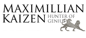 Maximillian Kaizen - Hunter of Genius