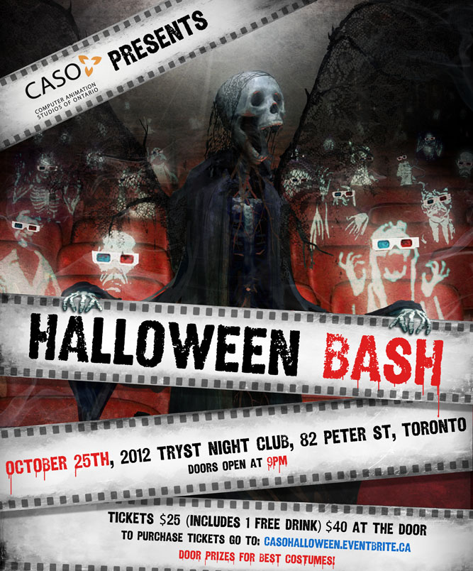 CASO presents the first annual HALLOWEEN BASH!