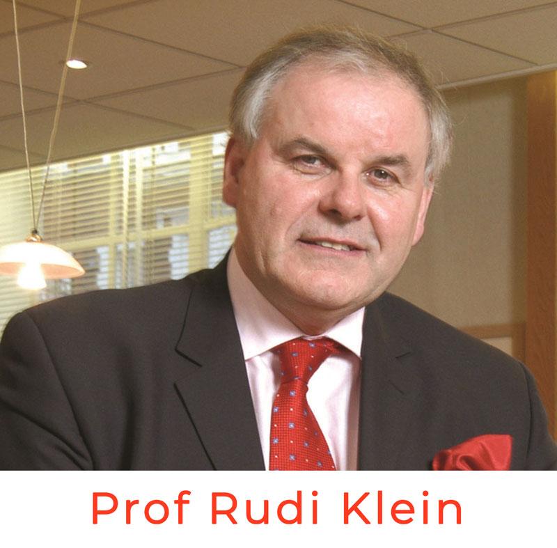 Professor Rudi Klein