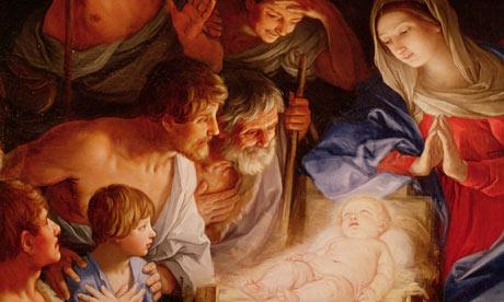 Adoration of the Shepherds - Guido Reni