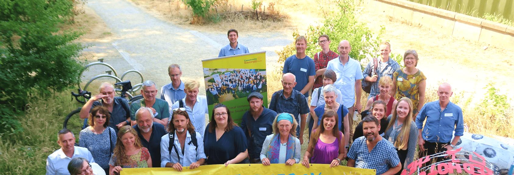 Community Energy South Members  2018