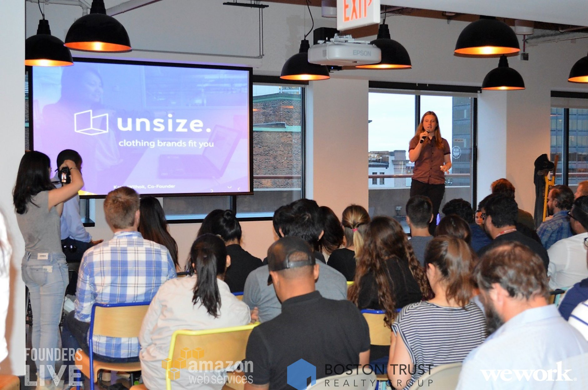 Founders Live Boston - Tech and Startup Pitch Event! - Boston Startups Guide