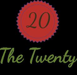 the twenty logo