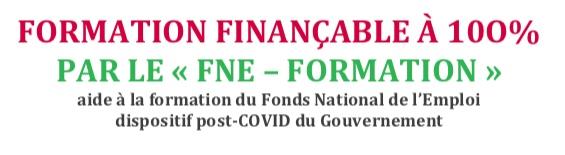 Etiquette de financement de formation COVID-19