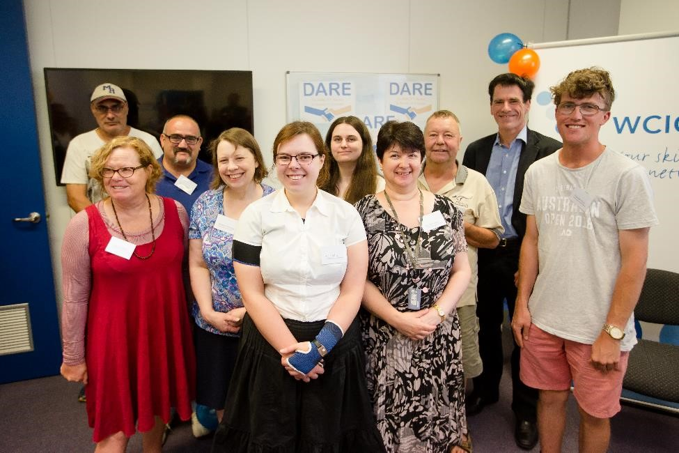 DARE Committee Members at the DARE launch